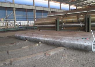 High Pressure Boiler Hot Rolled Steel Pipe , Hot Rolled Tube 46'' Large Caliber