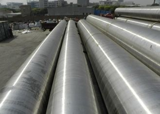 Hot Finished Seamless Alloy Steel Pipe ASTM A335 P92 Material